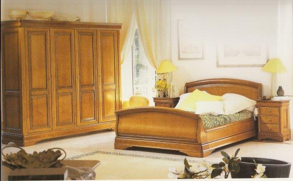 Catalogue chambres coucher leomeuble naomi for Catalogue chambre a coucher